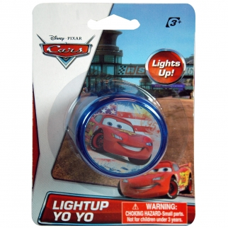 Disney Pixar Cars Light-Up Yo Yo