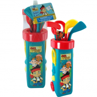 Jake Pretend Play Golf Caddy Set