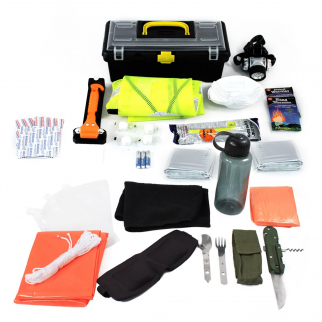 Emergency Automotive Basic Tool Kit Multi Day Preparedness