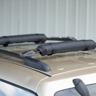 Roof Rack Protective Pads Cross Bars Car Top Cargo Carrier Cushion Secure Transportation