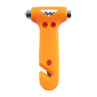 Mini Hammer Emergency Seat Belt Cutter Window Punch