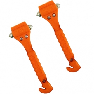 Emergency Hammer Window Punch Seat Belt Cutter