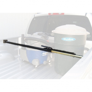 Keeping cargo in place with this steel stabilizer bar.