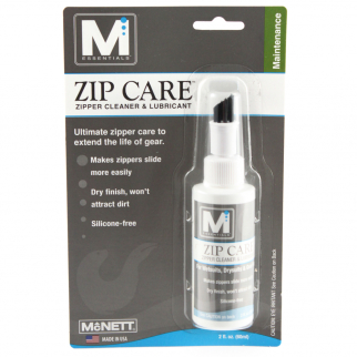 Outdoor 2oz Zip Care Zipper Cleaner And Lubricant With Brush