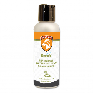 McNett Gear Aid Revivex 4 Ounce Leather Gel Water Repellent and Conditioner