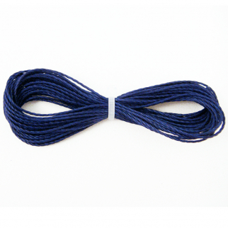 ASR Outdoor 200lb Strength Hobby Sport Survival Paracord - 25ft Blue