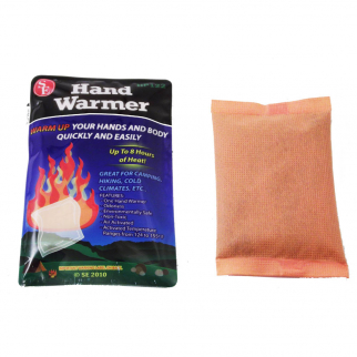 Hand Warmers with 8 Hour Protection - Super 50 Pack