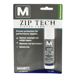 McNett M Essentials Zip Tech Zipper Lubricant