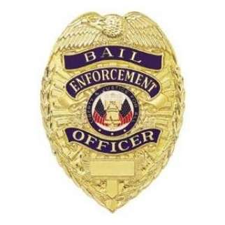 Blackinton Bail Enforcement Officer