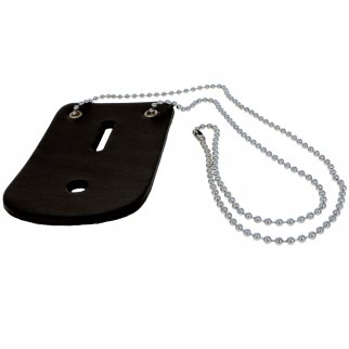 Heavy Duty Law Enforcement Badge Neck Chain