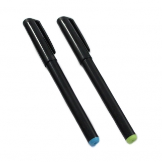 2pk UV Spy Pen Invisible Ink Marker Security Pen (Green and Blue)