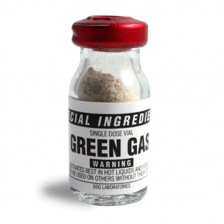 Prank and Revenge Green Gas Flatulent Inducive Powder