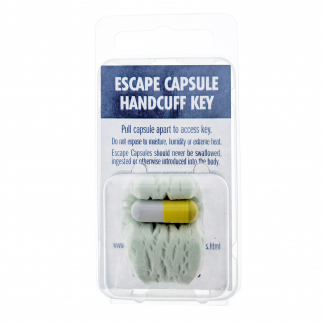 ASR Tactical Escape Capsule - Hidden Handcuff Key Inside