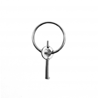 Universal Fit Steel Law Enforcement Standard Handcuff Key