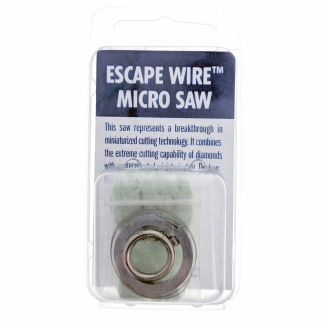 ASR Outdoor Escape Wire Micro Saw Survival Self Defense Emergency Evasion Tool