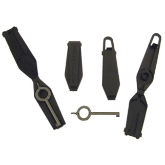 Zak Tool ZT99 Handcuff Key Universal Fit Key and Case