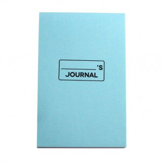 32 Sheet Disappearing Notebook Dissolving Message Paper - Standard Journal