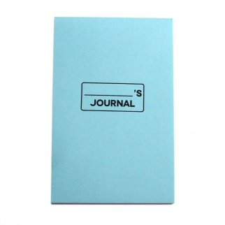 Disappearing Note Pad 32 Sheets Dissolves In Water - Journal Notebook