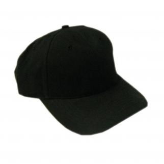 Personal Protection Baseball Styled Sap Cap - Black