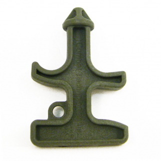 Self Defense Key Chain Stinger Olive Drab Green
