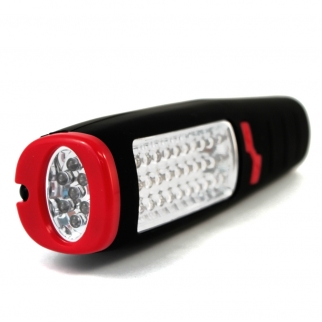 30 LED Magnetic Work Lamp with Added Flashlight