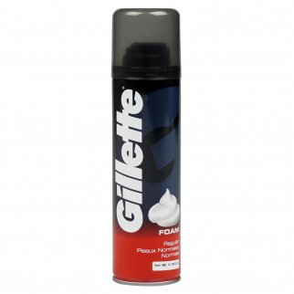 3pk Gillette Classic Shaving Foam Shaving Cream for Men 6.76oz
