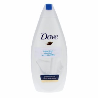 Dove Original Scent Moisturizing Body Wash Lotion 16.9oz Bottle