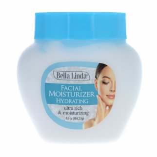 Bella Linda Skin Care Face Moisturizer Cream Lotion 6.5oz