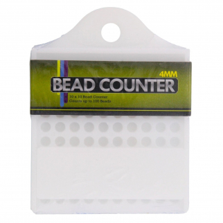 100 Count Bead Counter 4mm Diameter Jewelry Making Sorter