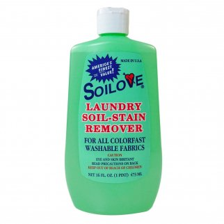 Universal Home Soilove 16oz Laundry Soil and Stain Remover 6 Pack