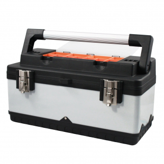 Universal Tool Heavy Duty Steel Plastic Tool Box Lift Out Trays