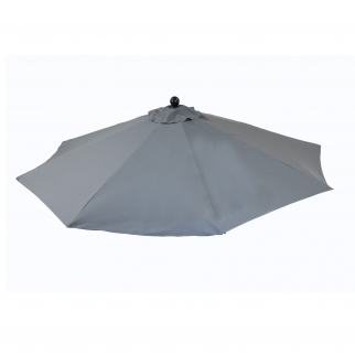 Destination Gear 9ft Premium Patio Umbrella - Slate Grey