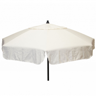 6ft Italian Market Tilt Umbrella  Home Patio Sun Canopy Natural Patio Pole