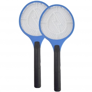 Zika Zapper Insect Bug Racket Protection (2 Pack)