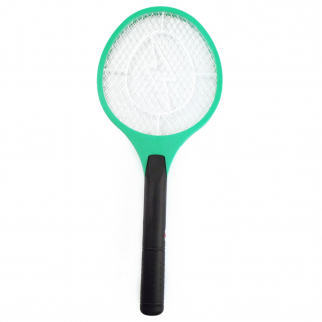 ASR Portable Handheld Electric Bug Zapper Racket - Green
