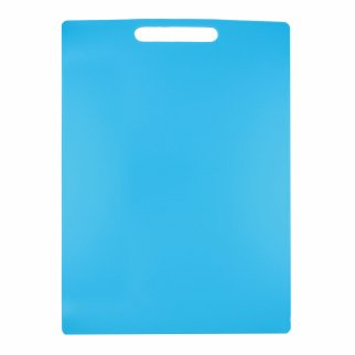 Home Essentials Kitchen Cutting Board 10.8 x 15 Inch - Blue