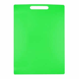 Home Essentials Kitchen Cutting Board 10.8 x 15 Inch - Green