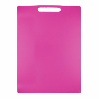 Home Essentials Kitchen Cutting Board 10.8 x 15 Inch - Pink