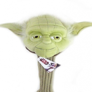 Star Wars Yoda Driver Golf Head Cover