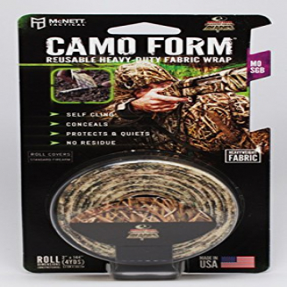 Tactical Camo Form Reusable Heavy Duty Fabric Wrap Mossy Oak Design