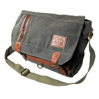 ASR Outdoor Travel Messenger Shoulder Bag Carry Olive