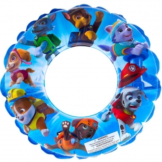 Inflated Swim Ring