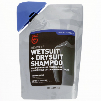 Wetsuit Drysuit Shampoo Cleaner for Marine Scuba Dive Gear - 10oz