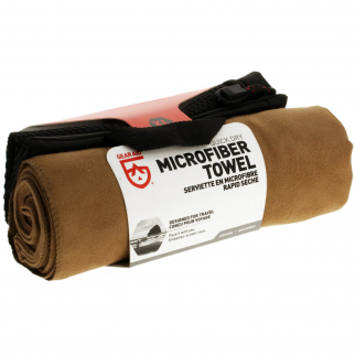 Ultra Compact Absorbent Microfiber Towel Outdoor Recreation - Mocha XL