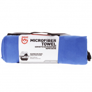 Ultra Absorbent Quick Dry Gym Towel Camping Hiking - Large Cobalt Blue