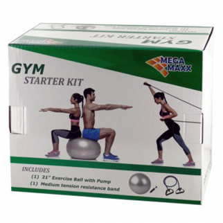 Universal Home Fitness Gym Starter Kit