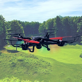Extreme X-Flyer Drone Capable for Outdoor and Indoor Use