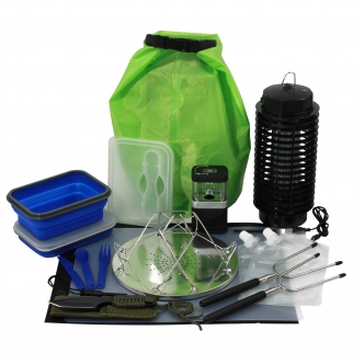 ASR Outdoor Complete Camp Ground Cooking Kit
