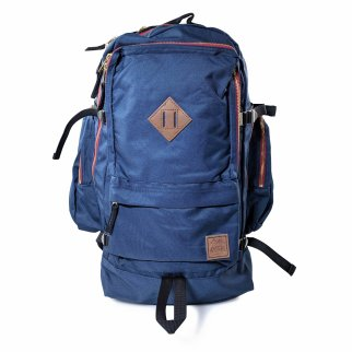 ASR Outdoor 24L Journey Day Backpack with Interior Laptop Pocket - Navy