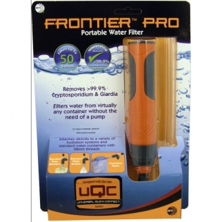McNett Aquamira Frontier Professional Portable Water Treatment Kit